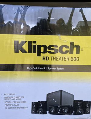 Klipsch Subwoofer for Sale in Mill Creek, WA