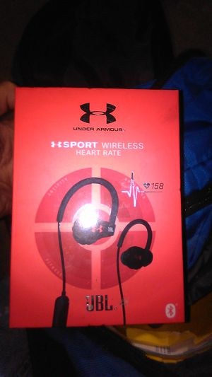 JBL sports wireless Bluetooth for Sale in Fresno, CA