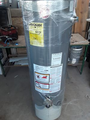 Especial today water heater for staring at 200 for Sale in Rancho Cucamonga, CA