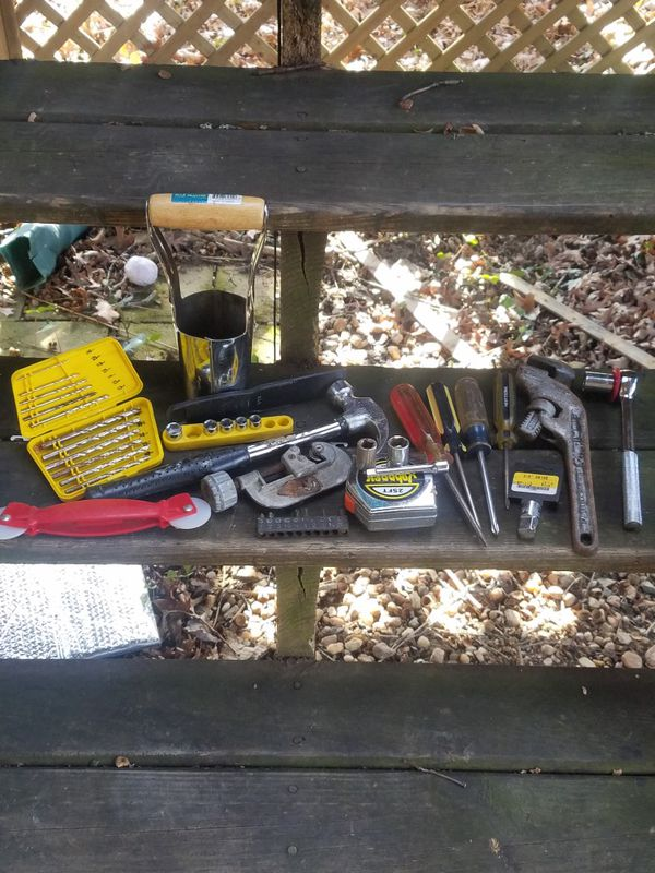 TOOL ASSORTMENT BUNDLE