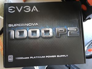 EVGA power supply brand new 80plus platinum for Sale in San Diego, CA