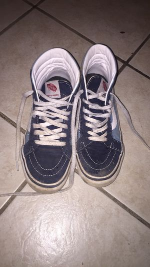 Vans women's size 7 for Sale in Fort Smith, AR
