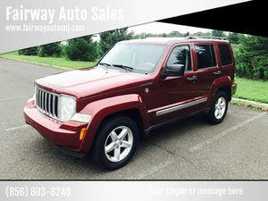 2008 Jeep Liberty for Sale in Burlington, NJ