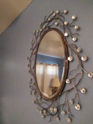 Mirror & wall piece for Sale in Riverbank, CA