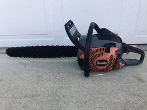 Tanaka Commercial Gas Chainsaw for Sale in Riverside, CA