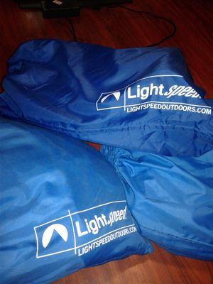 Light speed camping mattress air for Sale in San Diego, CA