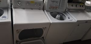 KENMORE TOP LOAD WASHER AND DRYER SET WITH 4 MONTHS WARRANTY DELIVERY AVAILABLE for Sale in Baltimore, MD