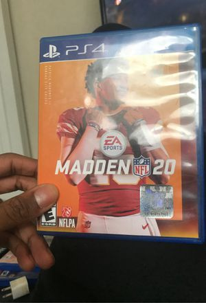 Madden 20 for Sale in Hillcrest Heights, MD