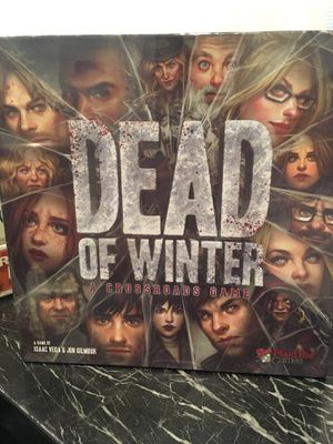 Dead of Winter Board Game for Sale in Los Angeles, CA