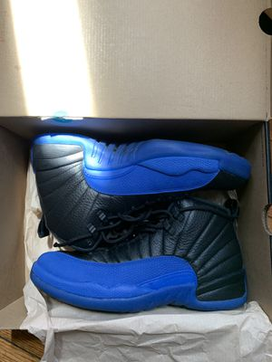 "Air Jordan 12 ""Royal Blue"" Size 8.5 for Sale in Belleville, MI"