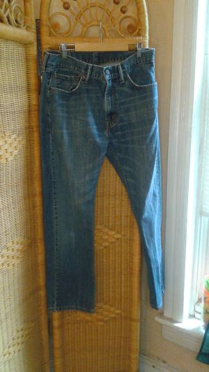 Levi Strauss Jeans men's blue size W 33 L 30 for Sale in MIDDLE CITY WEST, PA