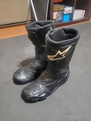 Alpinestars S-MX5 motorcycle boots for Sale in E RNCHO DMNGZ, CA