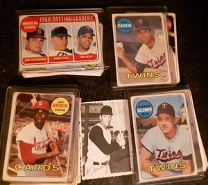 1969 Topps baseball cards for Sale in Wentzville, MO