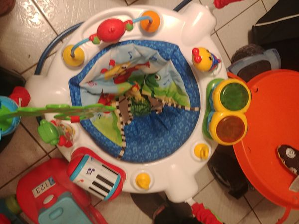 For Baby to jump& play offer price