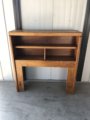 twin bed frame headboards for Sale in Fresno, CA