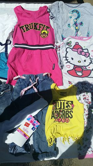 Girl's 5T active summer clothes for Sale in Columbus, OH