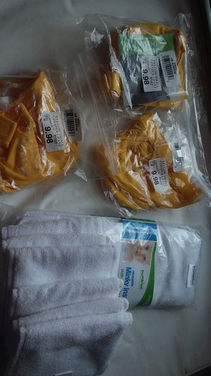 Set of cloth diapers , and 12 changing pads for Sale in Neenah, WI