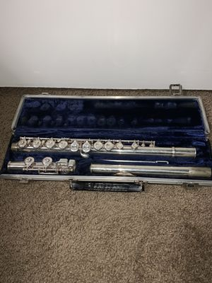 Armstrong silver flute for Sale in Vancouver, WA