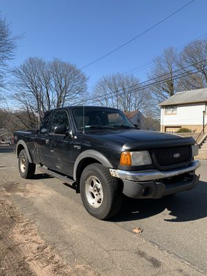 2002 Ford Ranger, pickup truck, XLT 4x4 for Sale in New Haven, CT