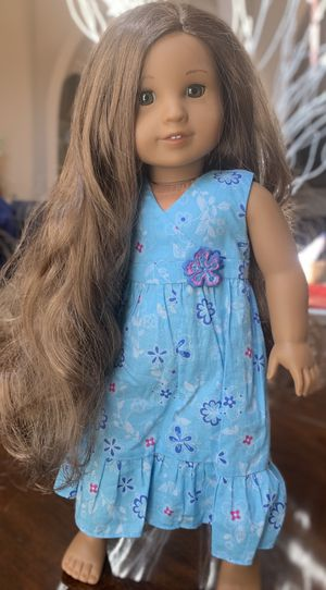 """American girl doll of the year """"Kanani"""" for Sale in Chelsea, AL"""