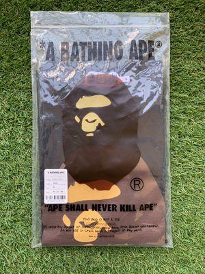 BAPE X OVO BLACK TEE for Sale in Houston, TX