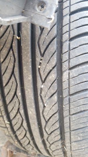 Set of 4 205/55/16 tires for Sale in Auburn, WA