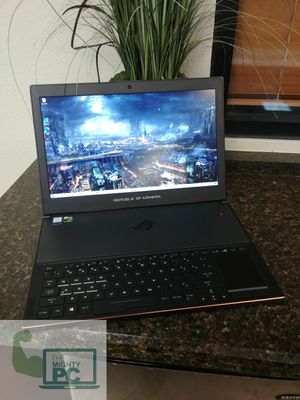 "revolutionary gaming laptop born Google us online ""The Mighty PC"" We provide repurposed refurbished business computers Selling for $1299. for Sale in Gilbert, AZ"