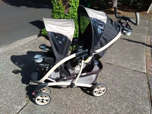 Graco double stroller for Sale in Beaverton, OR