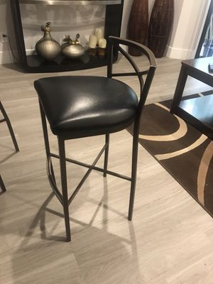 BAR STOOLS. SET OF TWO for Sale in Long Beach, CA