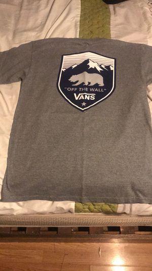 Vans shirt for Sale in Newport News, VA