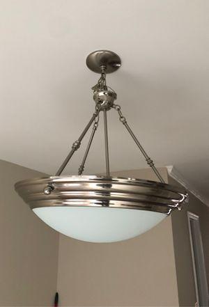 Silver chandelier for Sale in Atlanta, GA