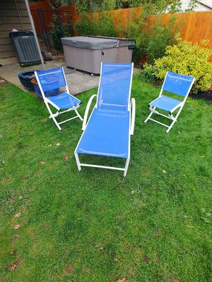 Outdoor Furniture for Sale in Seattle, WA