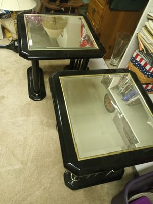 End tables for Sale in Fairfield, CT