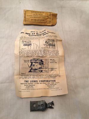 Postwar Lionel Magnetic Coupler Conversion Unit for Sale in Centreville, VA