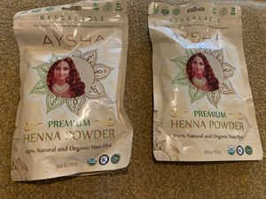 Aysha Henna Hair Dye for Sale in Anaheim, CA