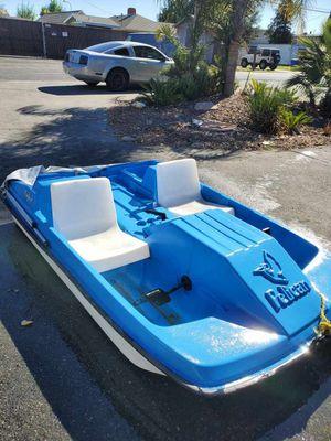 Pelican Paddle Boat for Sale in Oakley, CA