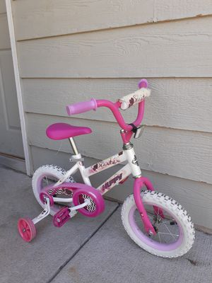"""nice little girls bike 12 """" good conditions for Sale in Aurora, CO"""