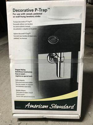 Brand new American Sandard P-Trap for Sale in Walnut Creek, CA
