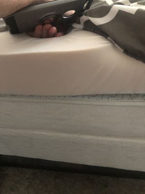 Mattress box spring and pad from target 200 for Sale in Lexington, VA