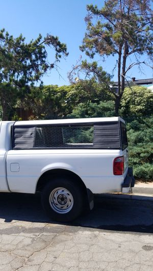 Ford ranger camper shell / bed cover for Sale in La Mesa, CA