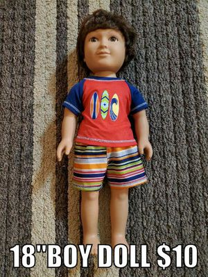 "18"" doll for Sale in Battle Ground, WA"