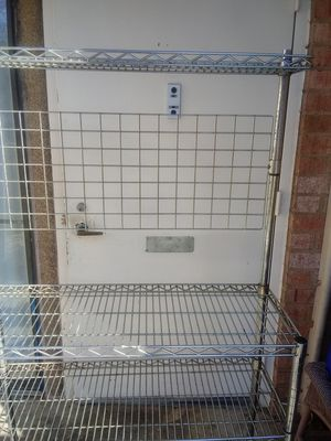 Stainless steel baker's Rack for Sale in Gaithersburg, MD