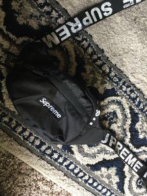 SUPREME SHOULDER BAG REAL BAG NO FAKE for Sale in Aspen Hill, MD