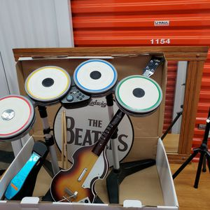 Wii Beatles Drum Kit for Sale in Tualatin, OR