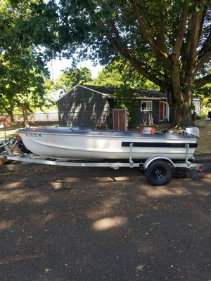 15ft boat for Sale in Milwaukie, OR