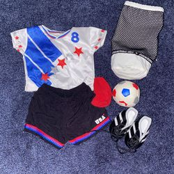 American Girl Soccer Set for Sale in Sutton,  MA