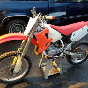 2001 Honda Cr 80rb big wheel for Sale in East Providence, RI