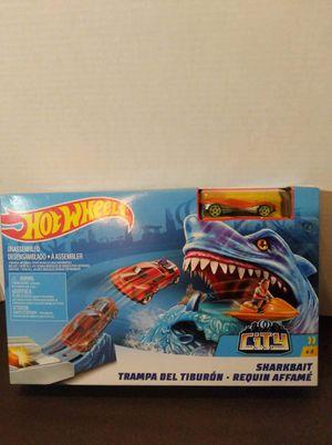Hotwheels Shark Bait Playset NEW! for Sale in Tehachapi, CA
