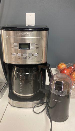 Cuisinart 14 cup coffee maker for Sale in Bellevue, WA