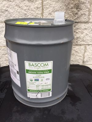 5 gallon metal drum for Sale in Detroit, MI